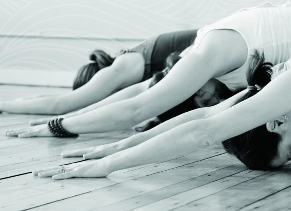 yogagirlspose